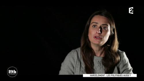 """VIDEO. Harcèlement : """"Il y a des parlementaires avec qui il ne fallait pas prendre l'ascenseur"""""""