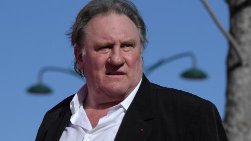 """Pour Gérard Depardieu, """"les Français sont tristes comme la mort"""""""