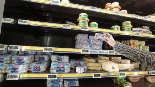 La pénurie de beurre s'explique (aussi) par un bras de fer entre industriels et grande distribution