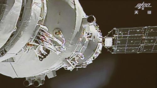 Une station spatiale chinoise va bientôt s'écraser sur Terre (et on ignore où)