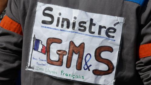 """GM&S : la délégation de salariés fait part de sa """"déception"""" après sa réunion à l'Élysée"""
