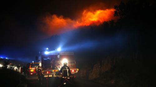 nouvel ordre mondial | VIDEO. Incendies en Haute-Corse :