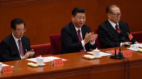 Chine : le numéro un Xi Jinping entre dans la charte du Parti communiste, à l'égal de Mao