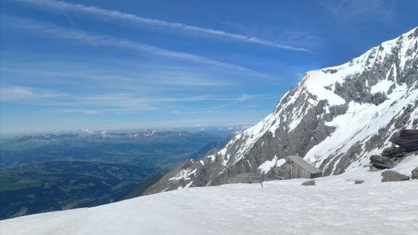 nouvel ordre mondial   Haute-Savoie : un jeune homme meurt dans une avalanche