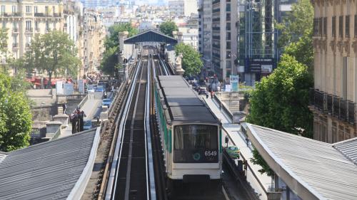 nouvel ordre mondial | Paris : un homme décède après avoir chuté du toit d'une rame de métro