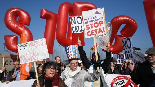 VIDEO. Les députés vont ratifier le Ceta malgré les critiques