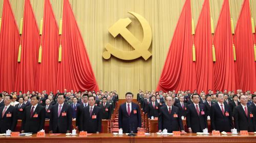 nouvel ordre mondial | La Chine va distribuer des bons points à ses citoyens et aussi sanctionner