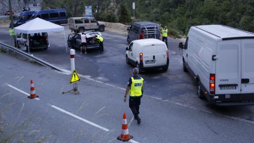 Migrants : les arrestations ont augmenté dans les Alpes-Maritimes