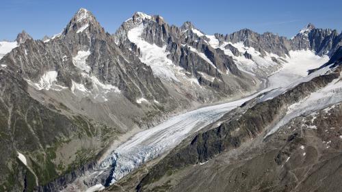 Pourquoi la fonte des glaciers alpins ne concerne pas uniquement les skieurs