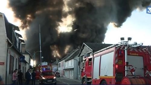 nouvel ordre mondial | Haute-Vienne : incendie et explosions dans une usine d'huile de moteurs