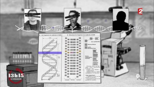 """VIDEO. """"13h15"""". Quand une trace ADN a permis de démasquer le meurtrier présumé de deux jeunes femmes à Perpignan..."""