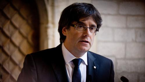 Catalogne : l'étrange voyage de Carles Puigdemont à Bruxelles
