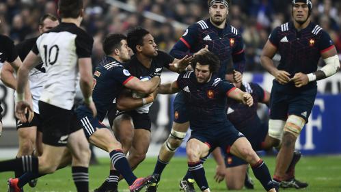 DIRECT. Rugby : regardez la rencontre entre la France et la Nouvelle Zélande avec francetv sport