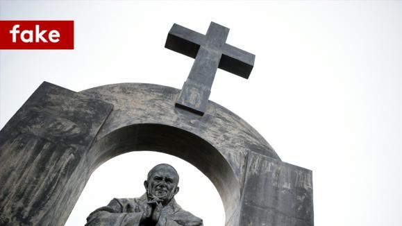 Croix Religieuses le vrai du faux. non, toutes les croix religieuses de france ne vont