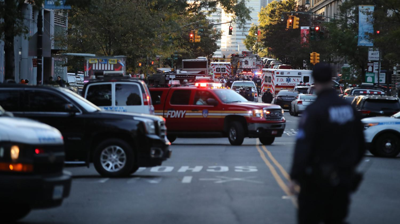 New York Attentat