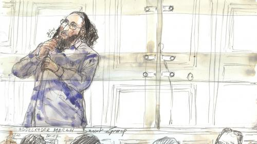 Abdelkader Merah clame de nouveau son innocence avant que la cour se retire pour délibérer
