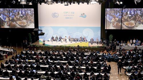franceinfo junior. C'est quoi la COP23 ?
