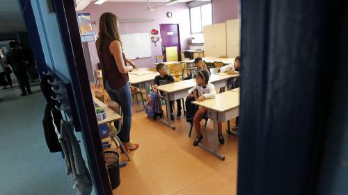 Oise : les classes de CP dédoublées séduisent à Creil