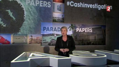 """Paradise Papers"" : regardez en direct l'émission ""Cash Investigation"""