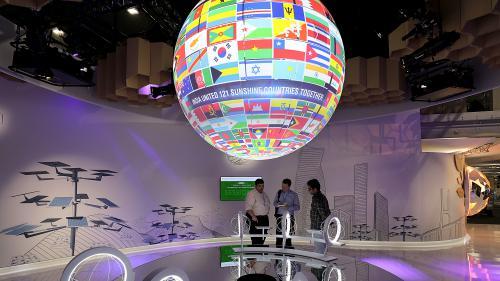 Climat : Emmanuel Macron à la COP23 en Allemagne