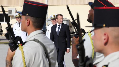 nouvel ordre mondial | Victoire contre Daech : Macron salue les troupes françaises et met en garde