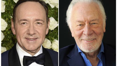 "VIDEO. Comment Ridley Scott a effacé Kevin Spacey de ""Tout l'argent du monde"""