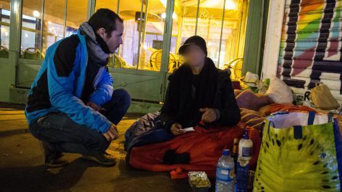 nouvel ordre mondial   Froid : maraude citoyenne pour aider les sans-abri