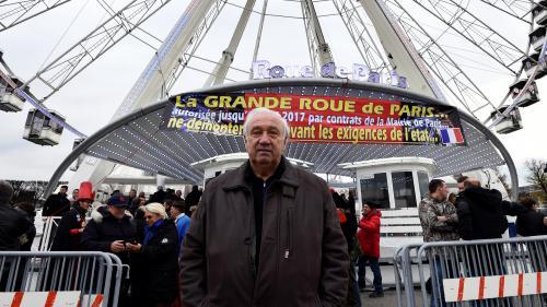 """Grande roue de Paris : la municipalité mise en examen pour """"favoritisme"""""""
