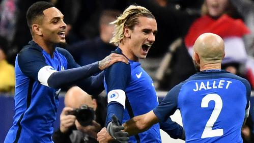 Foot : la France domine le Pays de Galles 2-0 en match amical