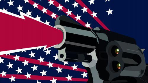 77 morts et 95 blessés par armes à feu... Une journée (presque) ordinaire aux Etats-Unis