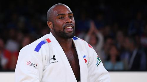 Teddy Riner décroche un dixième titre de champion du monde de judo