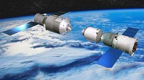 """Des bouts d'une station spatiale chinoise risquent de tomber sur """"plusieurs pays européens"""""""