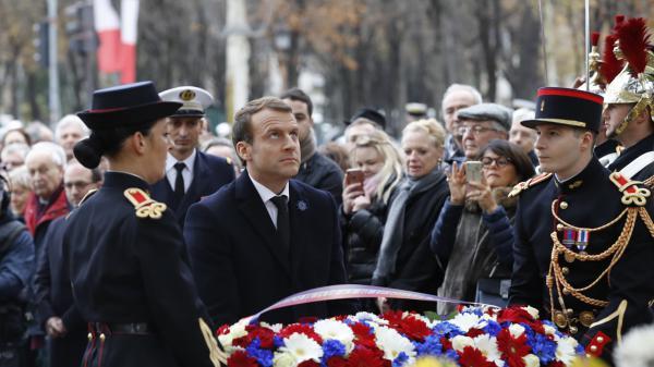nouvel ordre mondial | DIRECT. Regardez les commémorations du 11-Novembre en présence d'Emmanuel Macron