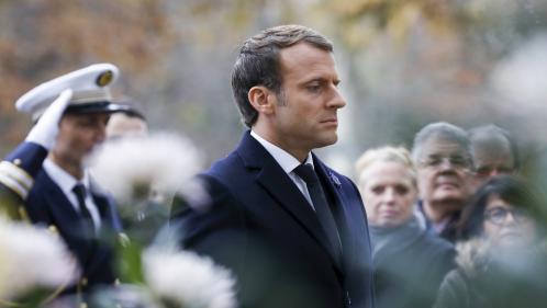 nouvel ordre mondial | Commémorations du 11-Novembre : Emmanuel Macron veut