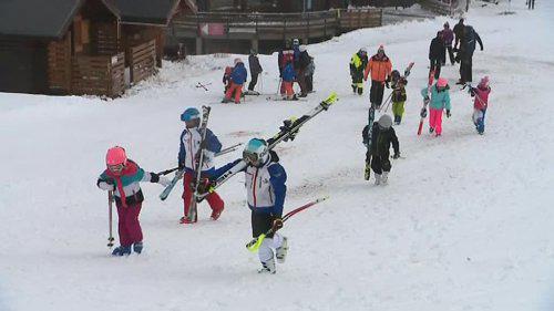 Pyrénées-Orientales : Porté-Puymorens, première station de ski de France à ouvrir ses portes