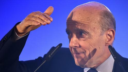 """Juppé tend la main à Macron, """"une erreur"""" selon Wauquiez"""