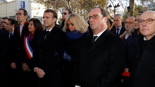 VIDEO. Attentats du 13-Novembre : quatre séquences marquantes de la cérémonie d'hommage aux victimes
