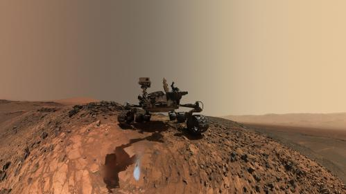 VIDEO. Visiter Mars sans bouger de sa chaise, c'est possible