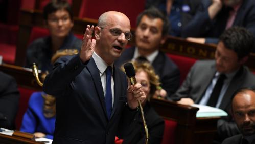 """Réforme du bac : """"la disparition des filières L, S et ES est une option"""", annonce le ministre de l'Education nationale"""