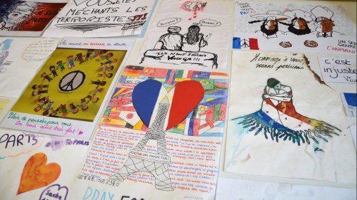 Attentats du 13-Novembre : sur les réseaux sociaux, Paris se souvient