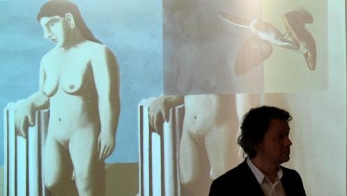 """Le mystère de l'œuvre """"La pose enchantée"""" de René Magritte est enfin résolu"""