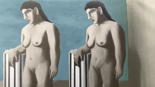 VIDEO. Le mystère de la toile-puzzle de René Magritte révélé