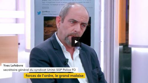 """Vidéo. Yves lefevre : """"Les policiers sont en rupture sociale et familiale"""" Nouvel Ordre Mondial, Nouvel Ordre Mondial Actualit�, Nouvel Ordre Mondial illuminati"""
