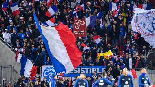 DIRECT. Match amical Allemagne-France : les Bleus mènent 1-0