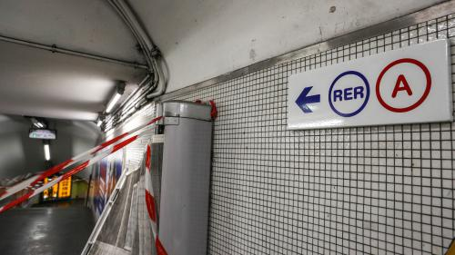 """Tunnel percé du RER A : le rapport d'experts pointe """"une série d'erreurs"""""""