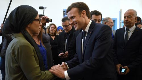 DIRECT. Regardez les annonces d'Emmanuel Macron pour les quartiers prioritaires