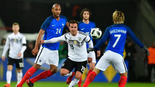 Coupe du monde 2018 : la France et l'Allemagne se neutralisent (2-2)