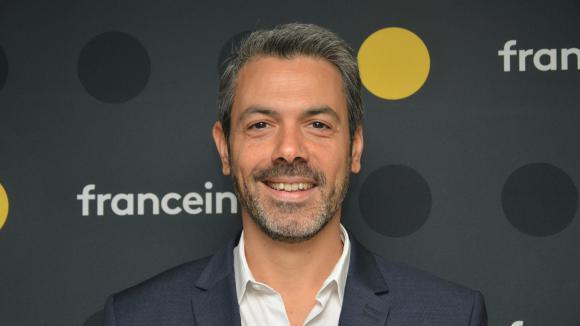 Jean-Marc Juramie,&ampnbspdirecteur des chaînes thématiques du groupe Canal+.