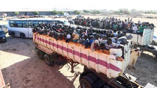 """Crise des migrants : la Libye est devenue """"une sorte de camp de concentration à ciel ouvert"""""""