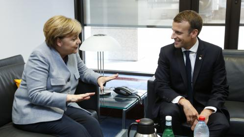 DIRECT. COP23 : regardez les interventions d'Angela Merkel et d'Emmanuel Macron